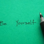 Post image for How to be yourself